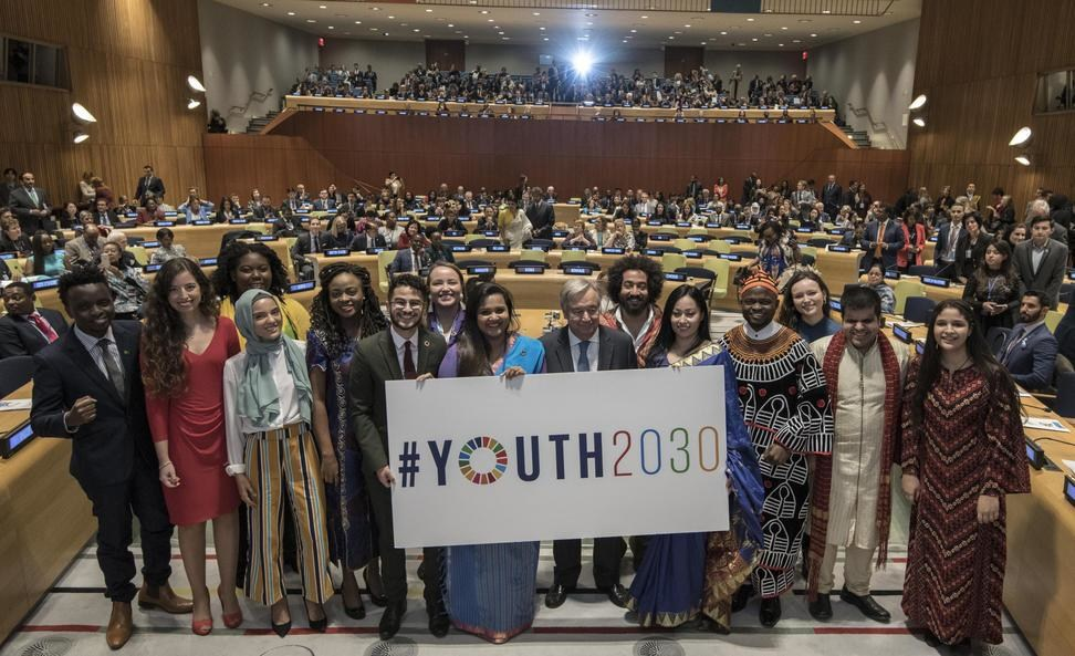 Youth 2030 at UN 24 September 2018
